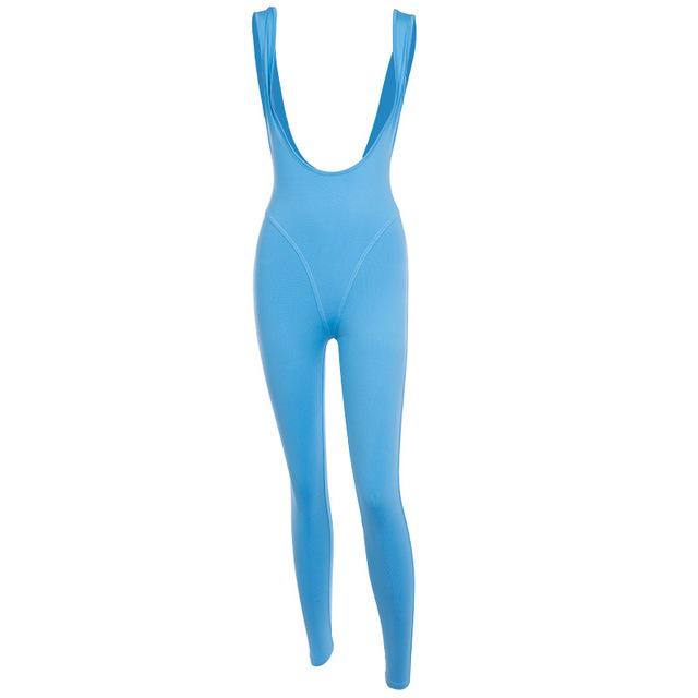 Quick Dry Yoga Sport Jumpsuit for Women