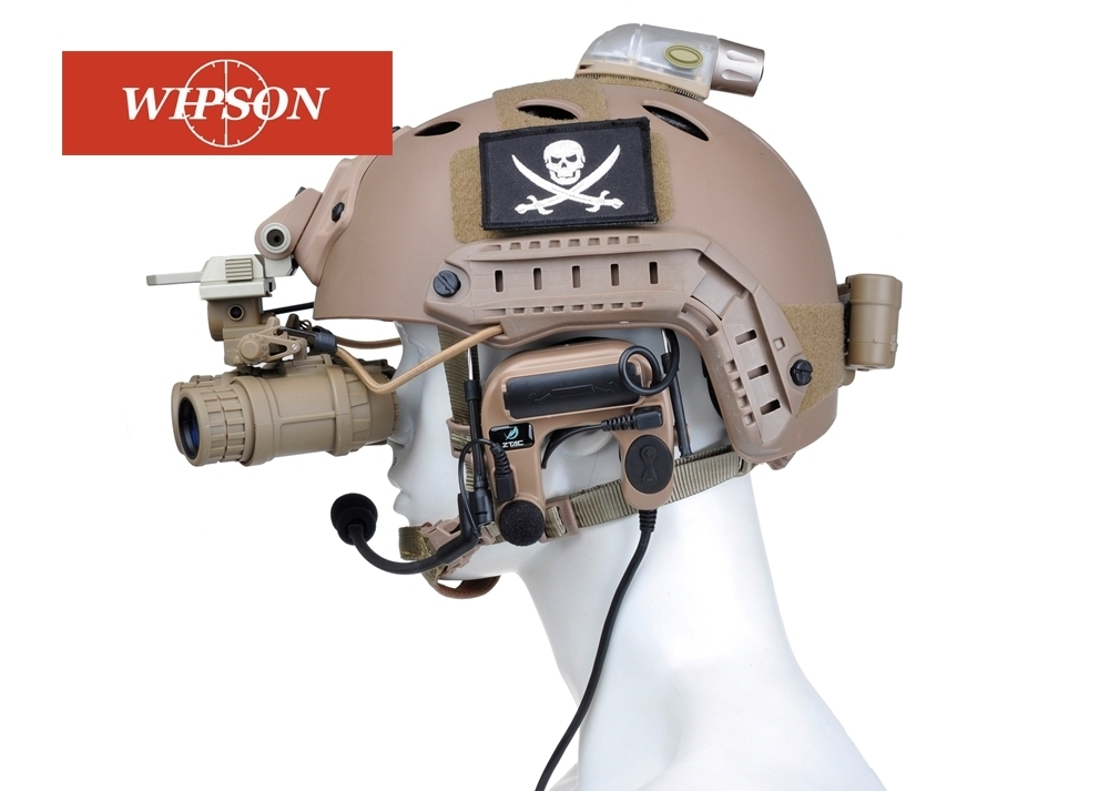 WIPSON Tactical Noise Canceling Aviation Headset Combat comtac IV WZ 038 обувь для борьбы adidas combat speed iv