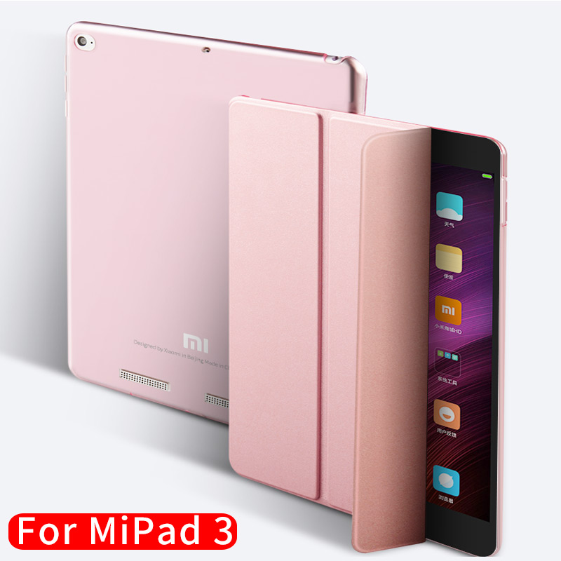RBP for xiaomi mi pad 3 case Yue color for MiPad 3 case 7.9 inch for xiaomi mi pad 3 cover All-inclusive Smart wake up case 7.9 рюкзак case logic 17 3 inch rbp 217 black