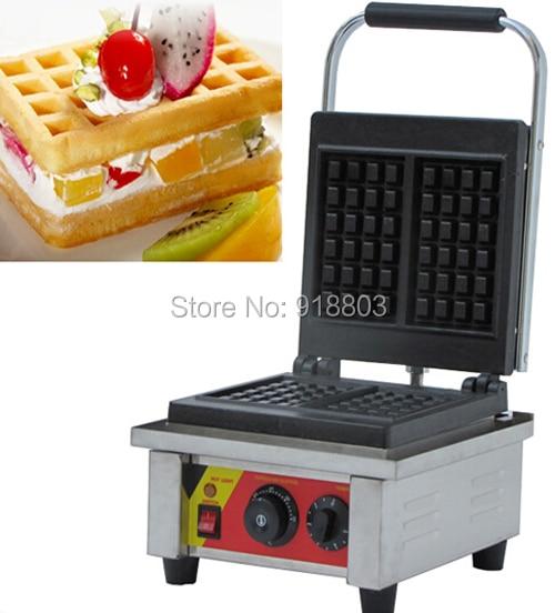 2 Slice Commercial Use 110v 220v Electric Non Stick Cast