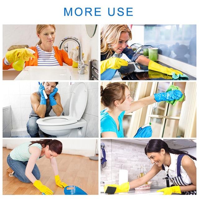 1 pz = 4L Acqua pulitore della toletta compresse di cloro per la pulizia spot Mu