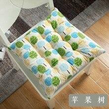 38*38*5 см 21 цвета печатных подушки сиденья с фиксированными веревками