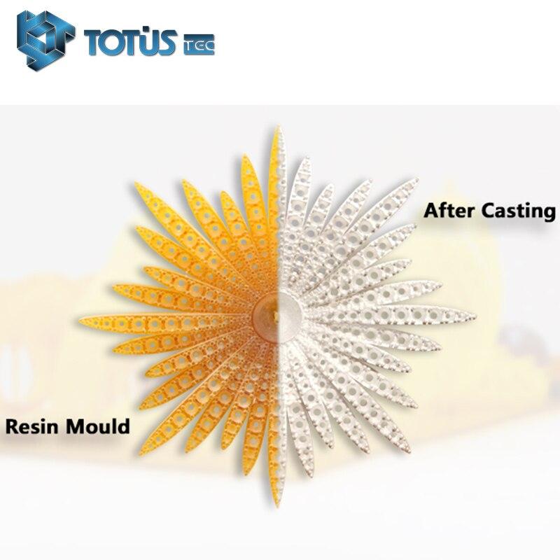 Usine fournir directement la résine de moulage Direct haut prototypage rapide résine d'imprimante 3D pour toutes les machines d'impression 3D DLP en Stock