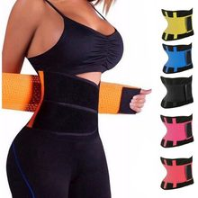 Taille Trainer Cincher Vrouwen Xtreme Thermo Power Hot Running Vest Body Shaper Gordel Belt Underbust Controle Afslanken(China)
