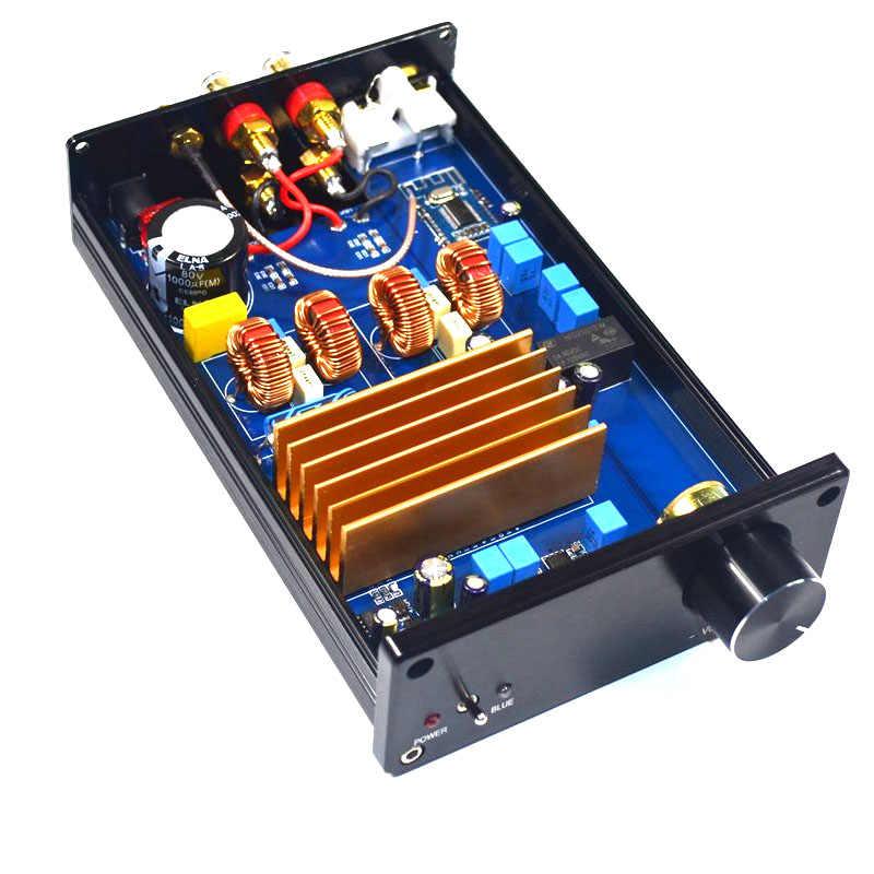 TPA3255 высокой мощности класса D лихорадка цифровой 2,0 Усилитель мощности (Вт 300 Вт + 300 Вт) Bluetooth усилитель 4,2