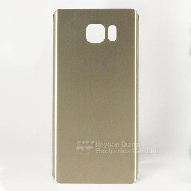 Замена Батареи Дверь Задняя Крышка Крышка Корпуса Для Samsung galaxy NOTE 5 N920F P V freeshipping