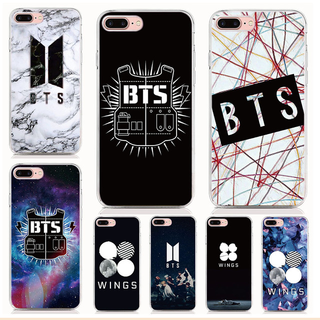 Bts LOGO Phone Cases For BQ Aquaris X Pro VS Plus X5PLUS U U2