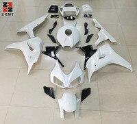 ZXMT Unpainted Raw Fairing Kit For Honda CBR1000RR 2006 2007 ABS Plastic Injection Bodywork