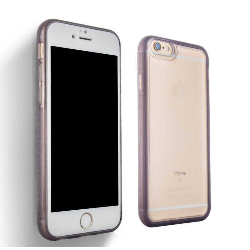 Прозрачный антигравитационный чехол для iPhone 6 6s 7 8 Plus XR X Xs Max, мягкий чехол из ТПУ для samsung S7 edge Note 8 S8 S9 Pluls, чехол