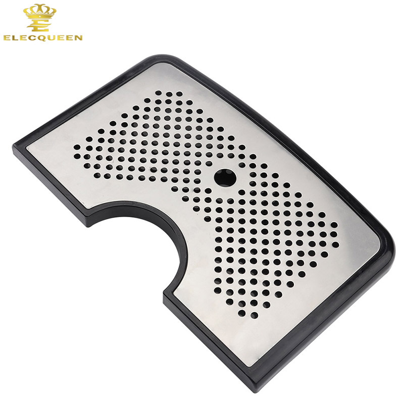 New beer / wine Drip tray for beer machine ,beer tower,good quality Plastic/Stainless Counter Top Drip Tray for beer bar