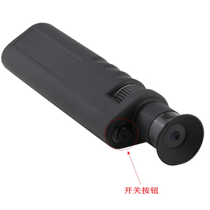 Image 5 - Handheld 400X Faser Optische Inspektion Mikroskop mit 2,5mm & 1,25mm Adapter