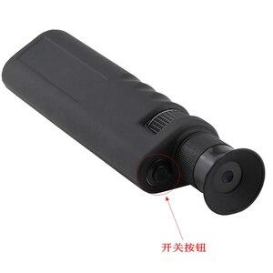 Image 5 - Microscopio de inspección óptico de fibra de mano, 400X, con adaptador de 2,5mm y 1,25mm