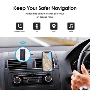 Image 5 - Mpow BH051 Bluetooth 5.0 Receiver Wireless Adapter With Quick Charging & Voice Assistant 10H Playtime For Headphone Car Home