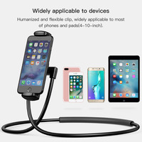 Baseus Universal Phone Tablet Mount Holder Stand For IPhone Ipad Samsung Xiaomi Sony Desktop Bed Lazy