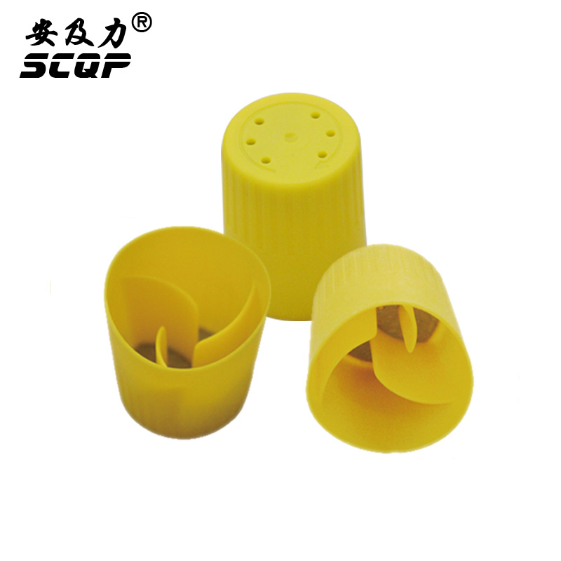 8-18MM Rebar Safety Caps Reinforced Steel Bar Standard Plastic Construction Protective Cap For Cable Wire Thread Cover Steel