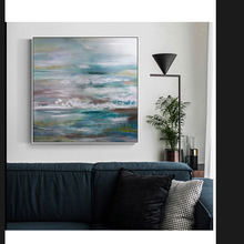 Artist Hand-painted High Quality Abstract Oil Painting on Canvas canvas wall paintings for Living Room