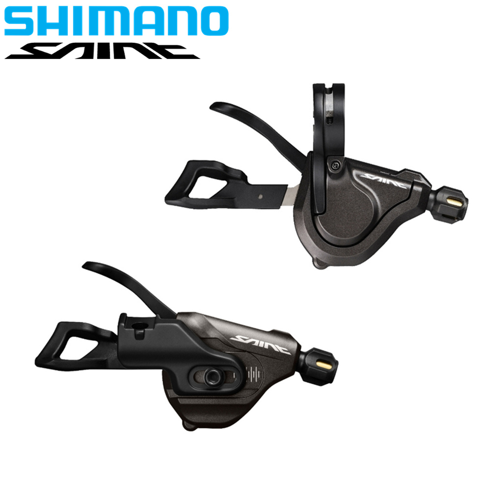 SHIMANO Saint SL M820 10 Speed Shift Lever Right Shifter 10s SL-M820-B-I original mijia xiaomi sign pen 9 5mm signing pen premec smooth switzerland refill mikuni japan ink add mijia pen black refill page 4