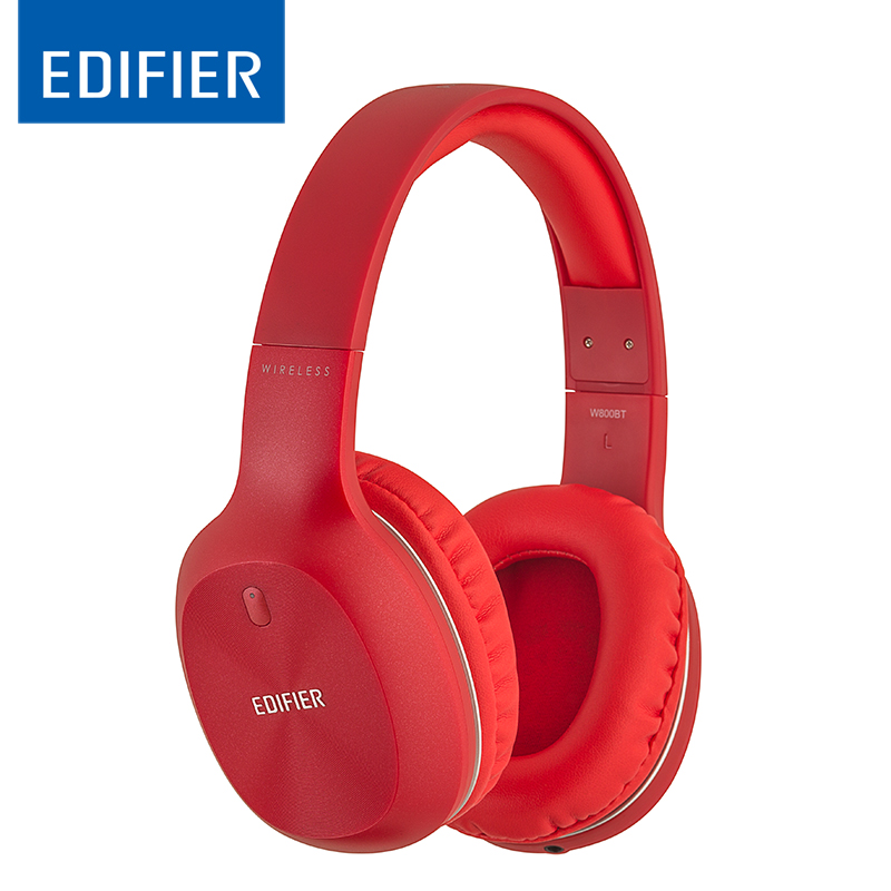 EDIFIER W800BT Stereo Bluetooth Headset Wireless Bluetooth headset music computer noise reduction HIFI headset call edifier w688bt stereo bluetooth headset wireless bluetooth headset music computer noise reduction hifi headset call