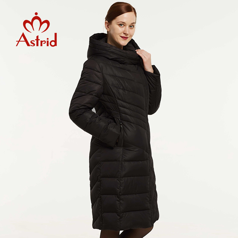 2019 Astrid Winter Women's Jacket coat Women Parkas Windproof Warm Winter Coat High-quality hot sale Parkas FR-1111