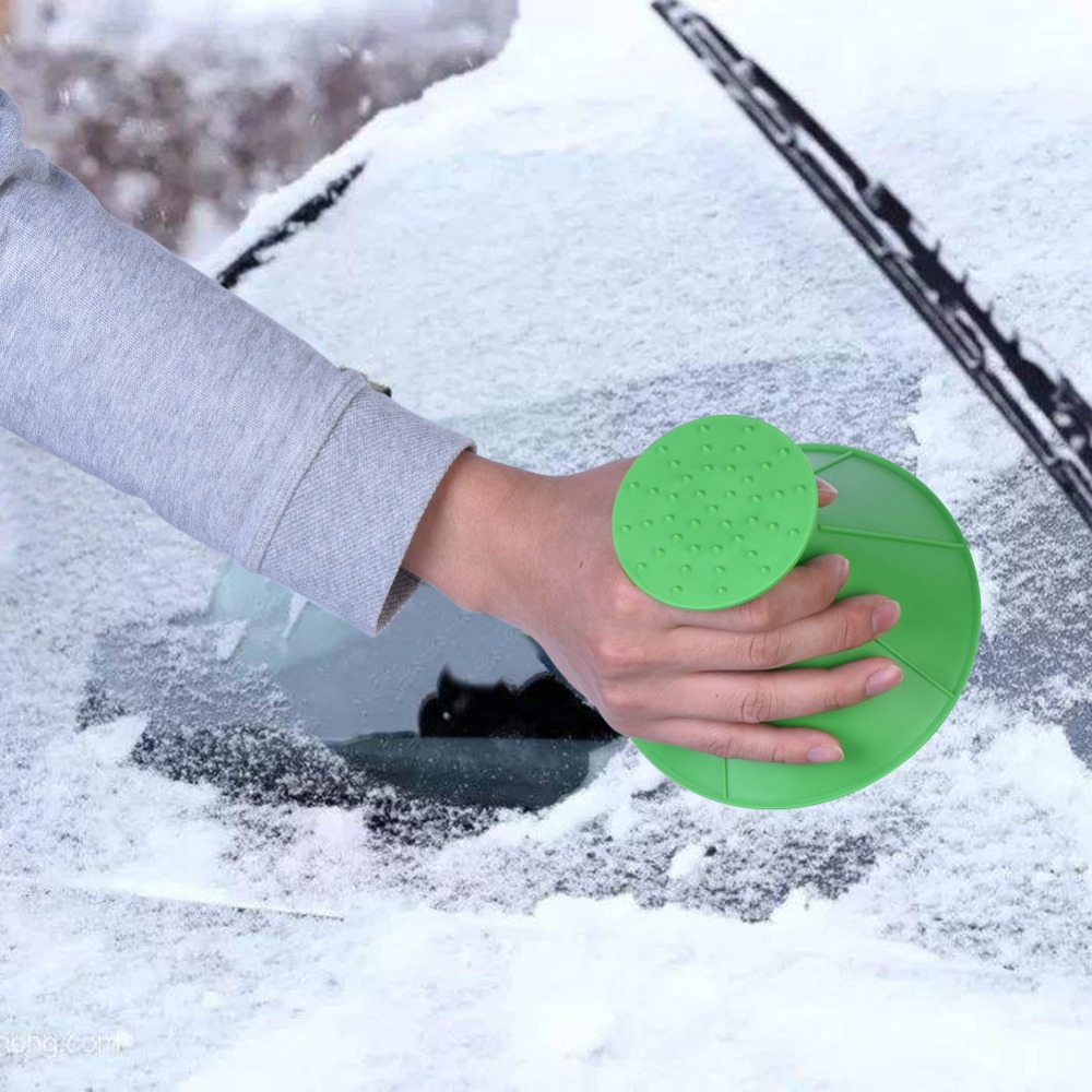 Scraper Cone Scrape A Round Ice Scraper Car windshield snow Scraper Funnel