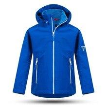 Водонепроницаемая ветрозащитная куртка для маленьких мальчиков и девочек, детская верхняя одежда, повседневная спортивная теплая одежда, детское пальто