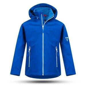 Image 1 - עמיד למים Windproof תינוק בני בנות מעילי ילדי הלבשה עליונה מזדמן ספורטיבי חם תלבושות ילד מעיל עבור 3 12 שנים