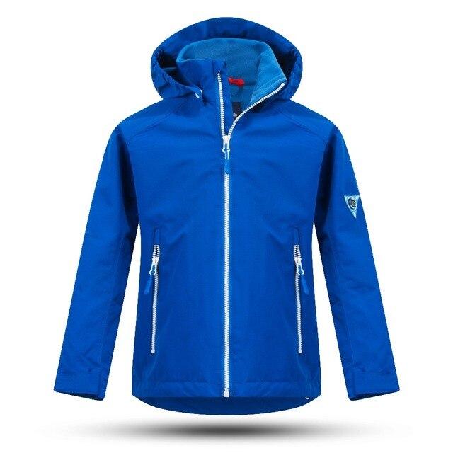 עמיד למים Windproof תינוק בני בנות מעילי ילדי הלבשה עליונה מזדמן ספורטיבי חם תלבושות ילד מעיל עבור 3 12 שנים