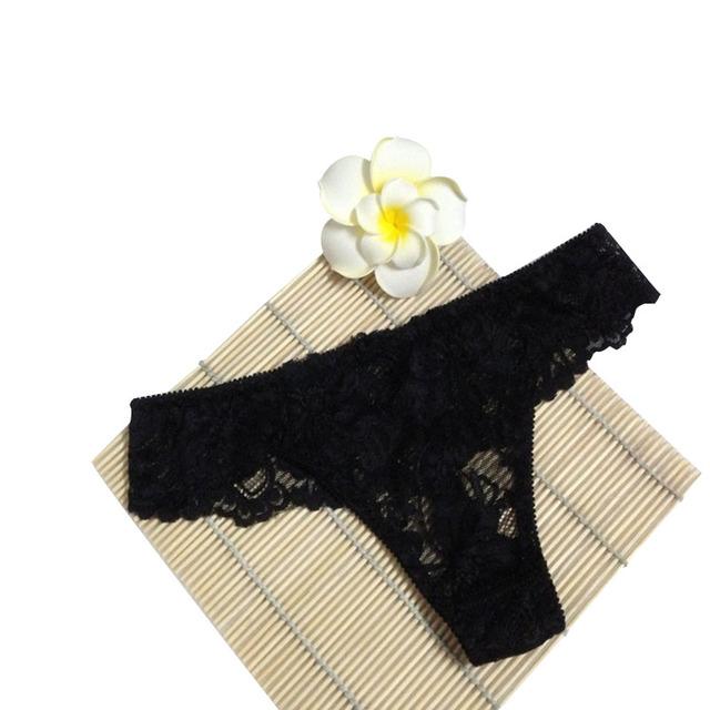Butterfly Lace Briefs Knickers Lingerie Underwear