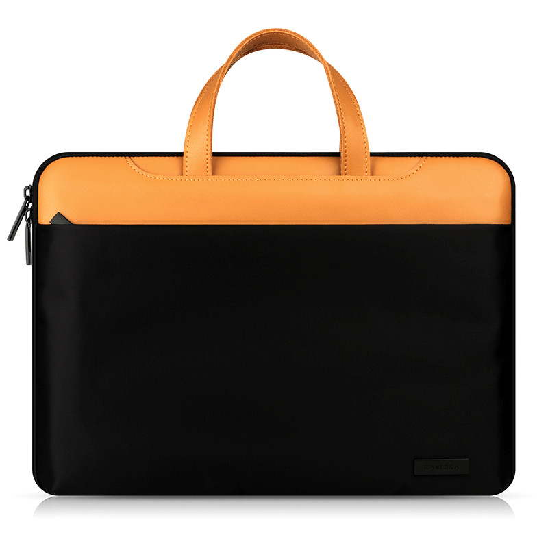TIANLEI Genuine Leather Laptop Bag For Xiaomi Lenovo Notebook Laptop Messenger Bag Case For Macbook Air Pro 13 15.4 Handbag
