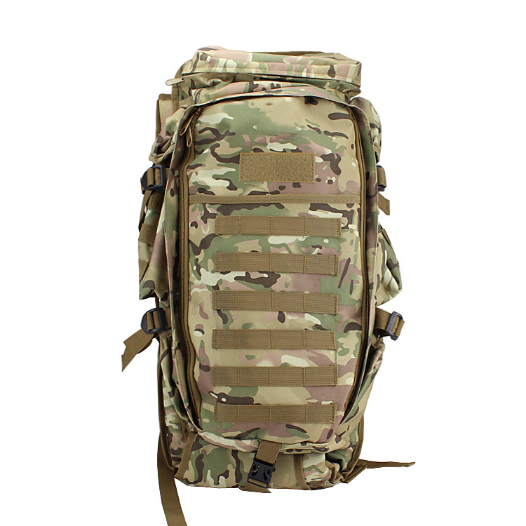 Military USMC Army Tactical Molle Hiking font b Hunting b font Camping Back pack Rifle Backpack