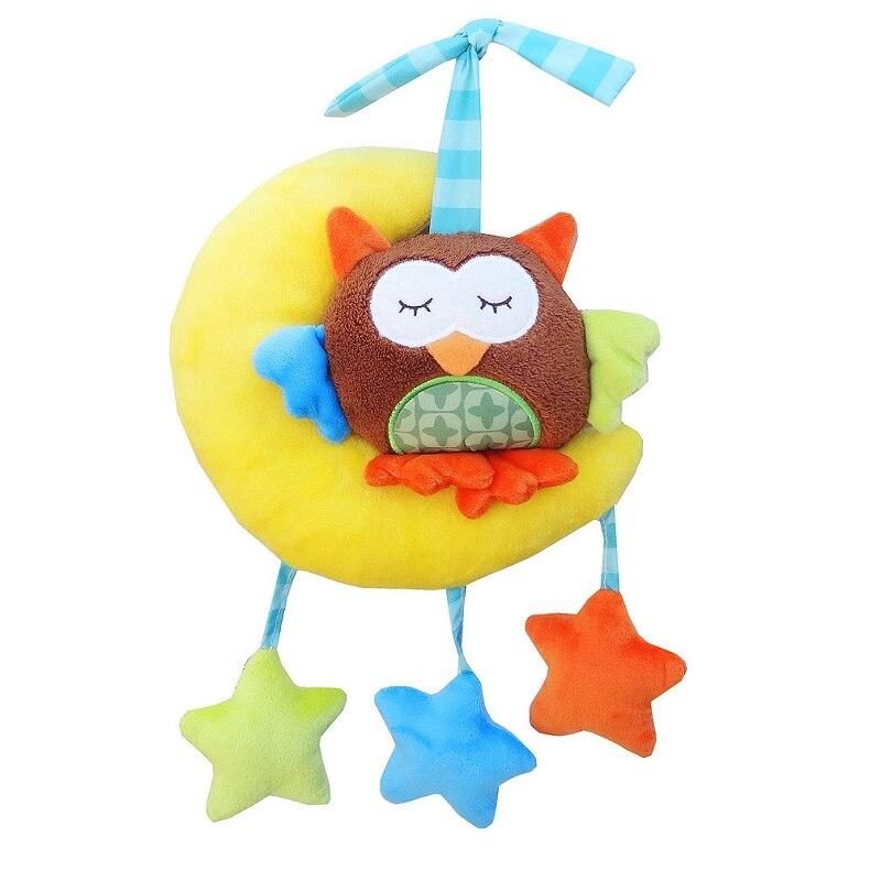 Di alta qualità animale sedersi sulla luna appesa culla giocattoli