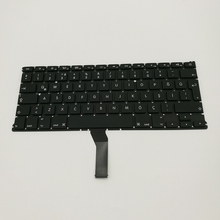 "For Macbook Air 13"" Replacement Keyboard A1369 A1466 Turkey Turkish Keyboard Q Version(China)"