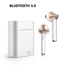D012 TWS Bluetooth Earphone Wireless In Ear 5.0 Sport Earbuds with Charging Box