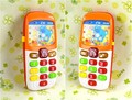 Kid Toy Cellphone Mobile Phone Early Educational Learning Toy Machine Music Toy Electric Phone Model Educational Puzzle Toy