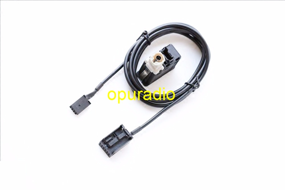 Brand New Opradio Gps Navigation Usb Aux In Plug Socket Harness Adapter For Bmw E39 E46 E38 E53