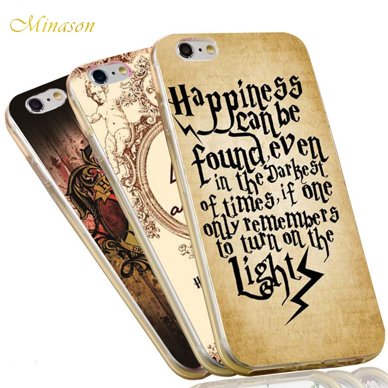 coque iphone 8 plus harry potter silicone