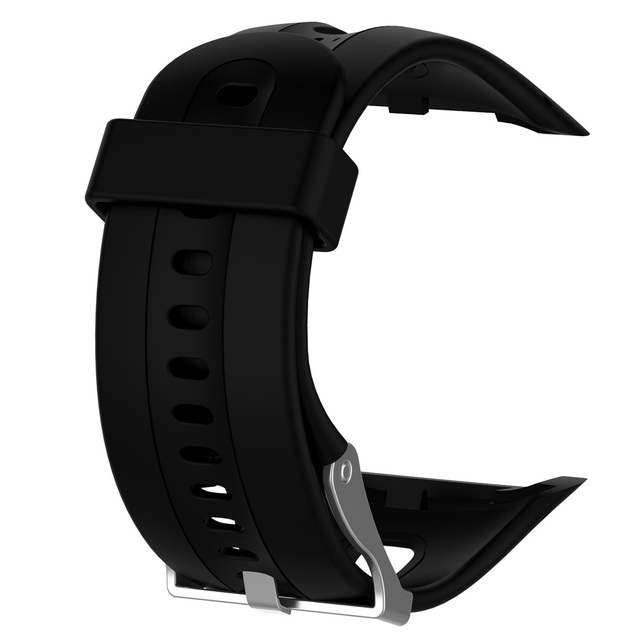 Garmin Forerunner 10 >> Us 3 99 13 Off Replacement Write Band Strap For Garmin Forerunner 10 15 Watchband For Women Gps Running Watch Sport Silicone In Smart Accessories