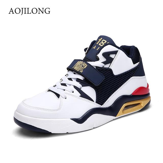 Venta caliente Invierno de Los Hombres Respirables de las Zapatillas de deporte de Cuero Genuino Estilo Británico Retro Zapatos de Los Hombres Zapatos de Deporte de los Zapatos Ocasionales de Curry