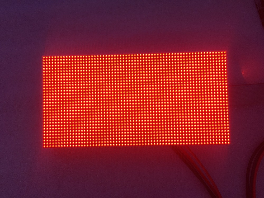 P2.5 LED Module For Indoor LED Display Screen 160*80mm 64*32pixels 1/16 Scan Indoor SMD2121 3in1 RGB Full Color LED Panel