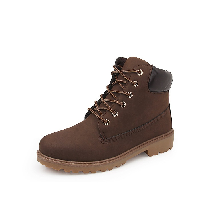 Big Size 36-46 New Brand Hot Newest Keep Warm Men Winter Boots Pu Leather Wear Resisting Casual Shoes Working Fashion Men Boots (5)