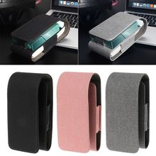 Protective Case Cover Wallet E-cigarette Holder Carrying Storage Box for iQOS 2 3 Electron
