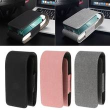 Protective Case Cover Wallet E-cigarette Holder Carrying Storage Box for iQOS 2 Electronic Cigaret(China)