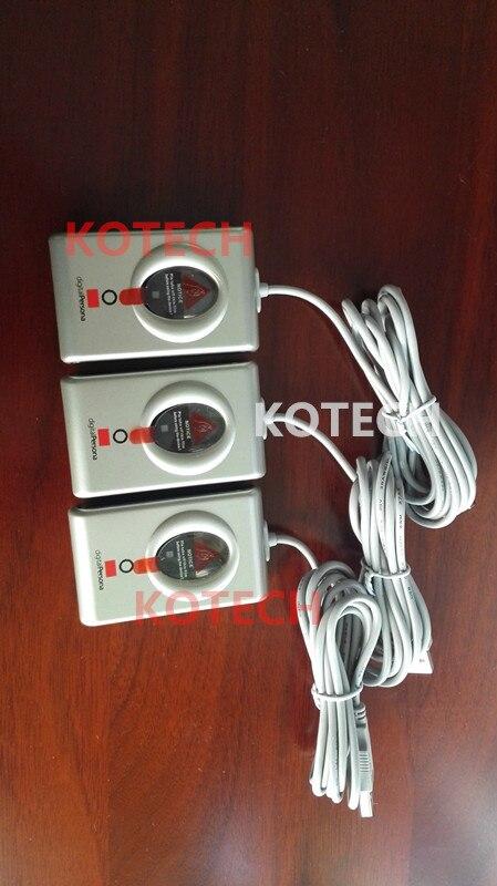 Computer Biometric Fingerprint Reader Scanner Security Lock Blue LED ZK9000