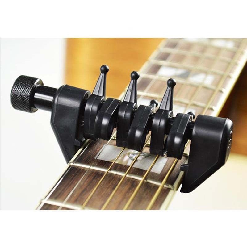 high quality multifunction for fa 20 flexi capo portable alternative open tuning spider chords. Black Bedroom Furniture Sets. Home Design Ideas