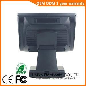Image 4 - 15 인치 고객 디스플레이 터치 스크린 pos 시스템 전자 주유소 금전 등록기