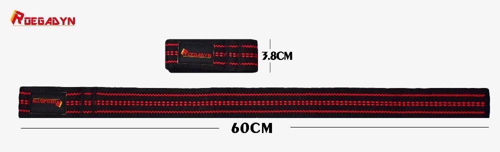 Haltérophilie poignet Wraps bandage main Soutien Gym bretelles Brace coton R A X
