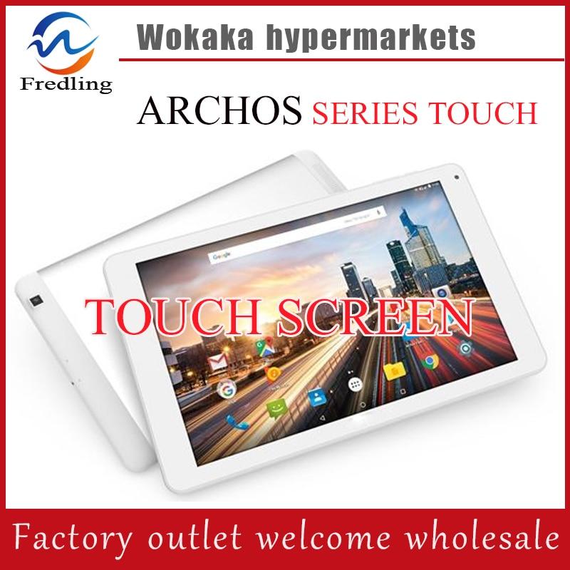 Pour Archos 70 90 90B 101 101B 101C 101D De Cuivre 3G Néon Platine Tablette tactile écran Tactile panneau Numériseur Verre capteur