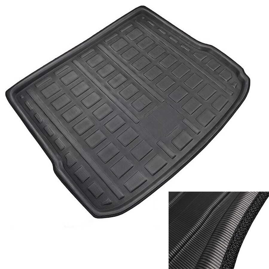 Car Cargo Mat Rear Trunk Tray Boot Liner Pad Floor Carpet Fit For AUDI Q5 2008-2017 1st Gen For Audi SQ5 2013-2017 Auto Styling игрушка motormax audi q5 73385