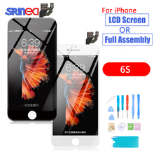 100% AAAA For iphone 6s Original LCD Screen Apple i Phone 6 s LCD Display A1633 A1688 A1700 Full Set Digitizer Touch Screens asb tm080h15ba24 1 asb080tb 50 lcd display screens