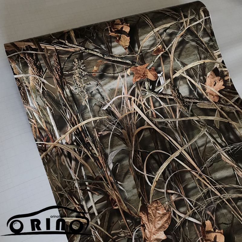 Image 5 - ORINO Film For Wrapping Self adhesive Realtree Gun Wrap Camo REALTREE Vinyl Film With Air Bubble Free Car Sticker Decal-in Car Stickers from Automobiles & Motorcycles